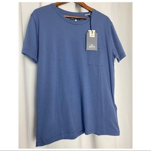 NWT Levi's Made & Crafted Cotton Cashmere T-shirt